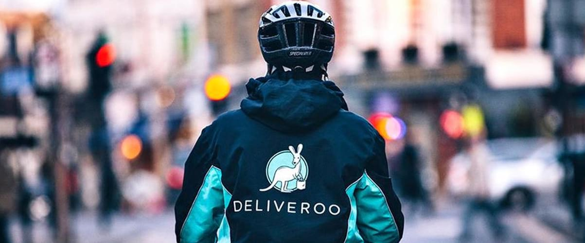 deliveroo insurance