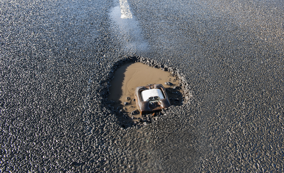 National pot hole day