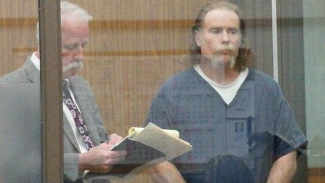 Marc Thompson being sentenced to 190 years imprisonment.